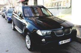 BMW, X3, 2009, Petrol + Gas