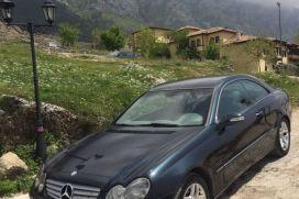 Mercedes-Benz, CLK-Class, 2003, Diesel
