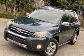 Toyota, RAV4, 2007, Nafte
