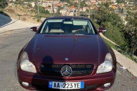 Mercedes-Benz, CLS-Class, 2007, Nafte