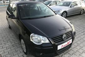 Volkswagen, Polo, 2007, Petrol + Gas