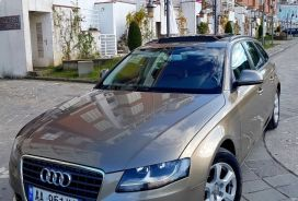 Audi, A4, 2009, Naftë