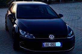 Volkswagen, Golf, 2013, Diesel