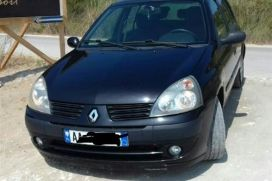 Renault, Clio, 2005, Diesel