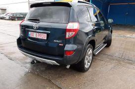 Toyota, RAV4, 2011, Nafte
