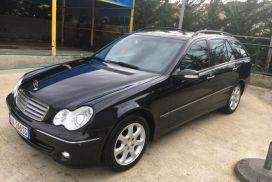 Mercedes-Benz, C-Class, 2007, Nafte