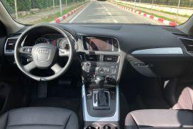 Audi, Q5, 2012, Benzine
