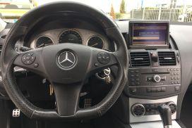 Mercedes-Benz, C-Class, 2008, Gas / LPG