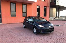 Ford, Fiesta, 2010, Benzine + Gas