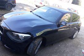 BMW, Seria 1, 2014, Nafte