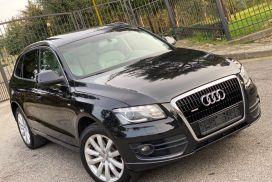 Audi, Q5, 2009, Nafte