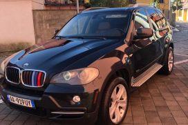 BMW, X5, 2008, Benzine + Gas